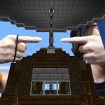 【カズ世界】鎖建築(チェーンビルディング)始めました:まぐクラ #141【マインクラフト】[ゲーム実況byまぐにぃゲーム実況本館]