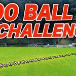 【不可能】100個の「サッカーボール」をゴールに決めろ!!【IMPOSSIBLE 100 BALL CHALLENGE】[ゲーム実況byAのゲームチャンネル!]