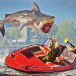 【Maneater #3】人間の味をおぼえた巨大サメが暴走して次々と人を襲い始める【アフロマスク】[ゲーム実況byアフロマスク]