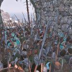 【Mount & Blade II #11】中世が舞台の大規模戦闘ゲーム! 1000人以上の兵が入り乱れて戦う都市攻防戦【アフロマスク】[ゲーム実況byアフロマスク]