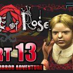 #13【RULE of ROSE:ルールオブローズ/高画質】鍵はアマンダ、再びの飛行船へ「ぞうきん姫の章」【PS2】[ゲーム実況by癒しのあいろん雑学ゲーム実況]