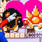 【マリオメーカー2】2人はラブラブ❤マリオは恋のキューピット! Super Mario Maker 2[ゲーム実況byだいだら]