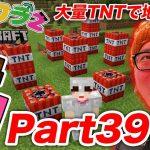 【ヒカクラ2】Part39 – 大量のTNTで地面爆破して謎の声の主を突き止める!【マインクラフト】【ヒカキンゲームズ】[ゲーム実況byHikakinGames