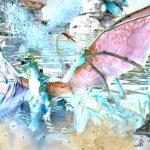 #3【ARK:Cry】アイルズ固有種クリスタルワイバーン!トロピカル&エンバー!【PC版公式PVE:ARK Survival Evolved】[ゲーム実況by月冬]