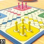 【4人実況】世界のアソビ大全51で最もヤバイと言われているゲーム『 ルドー 』[ゲーム実況byキヨ。]