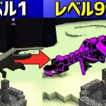 【マイクラ】エンダードラゴンの強化版が強すぎる件について…[ゲーム実況byねが]