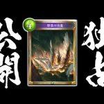 【独占紹介】『堕落の決意』は進化デッキ全てに搭載される超強力カードです。【シャドバ/シャドウバース】[ゲーム実況byあぽろ.G]