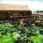 Live#2【ARK】プテラテイムで空へ!Crystal Isles(クリスタルアイルズ) 実装【PC版:ARK Survival Evolved公式PVE】【月冬】[ゲーム実況by月冬]