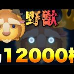 野獣 sl6 約12000枚[ゲーム実況byツムch akn.]