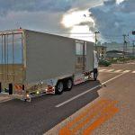 【日本版トラックシミュレーター】交差点で起きた大型トラック同士の事故が怖過ぎた【アフロマスク】[ゲーム実況byアフロマスク]